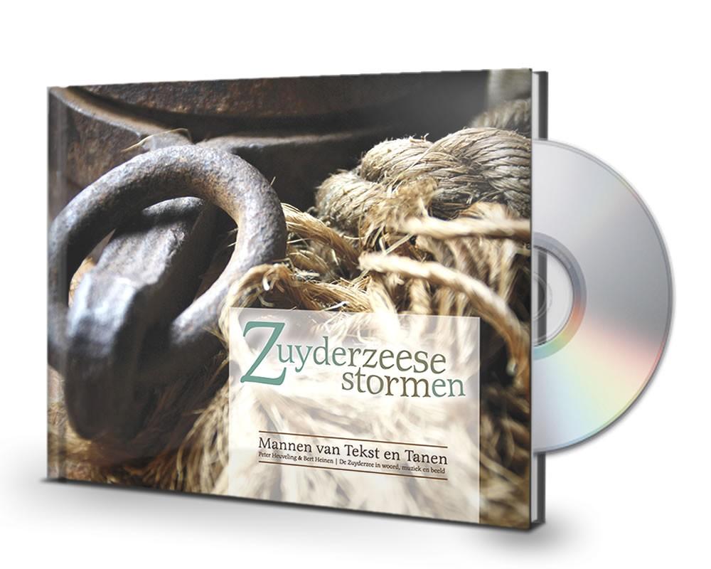 Boek en CD presentatie