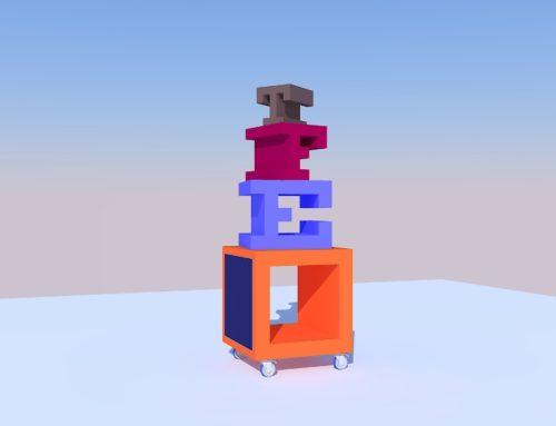 Blikvanger – Letters