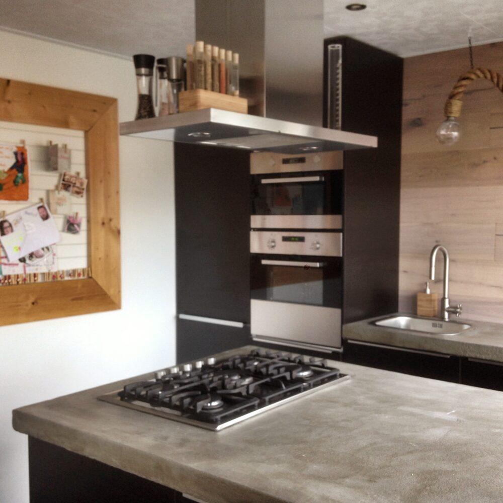 Design keuken studio bluedust - Keuken platform ...