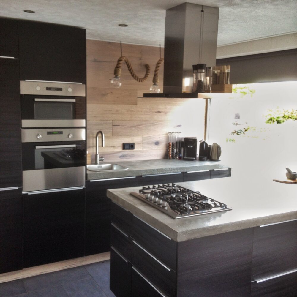 Project | Design keuken Almarestraat
