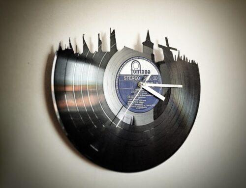 Vinylklok groot succes