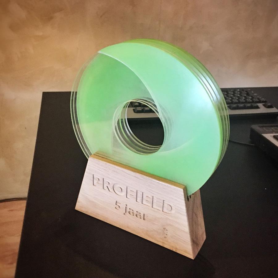 Profield Jubileum trofee