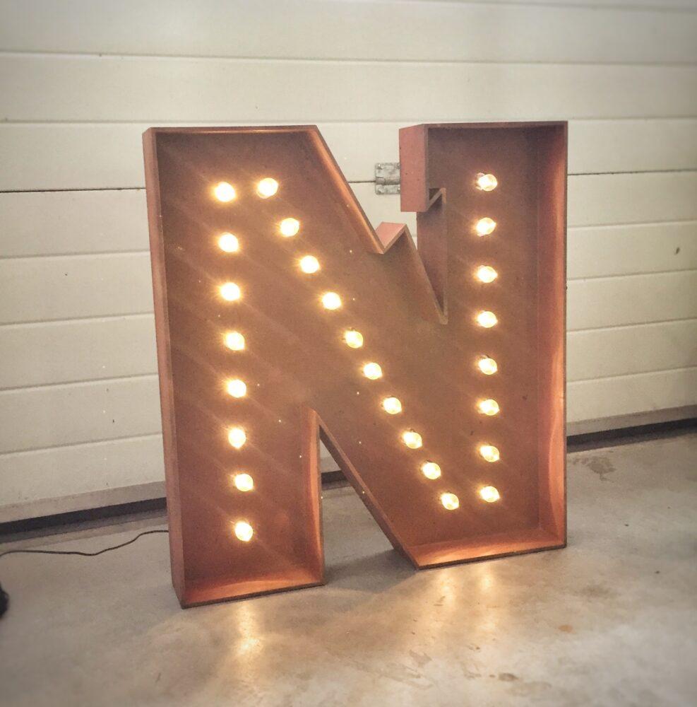Logo letter PMS – NRGY
